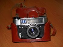 фотоаппарат ФЭД-5 для настоящих ценителей.