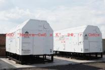 Кислородоазотодобывающие станции АКДС-70, СКДС-70, МКДС-100К.