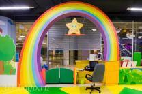 Декорации из ЛМДФ для детских игровых центров и площадок
