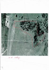 Продается земельный участок площадью 3га в 1 км 500 м от деревни Пирогово