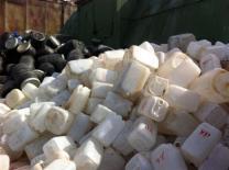 Прием пластика на переработку