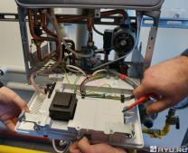 Промывка систем отопления. Ремонт и монтаж газовых котлов с гарантийными обязательствами. | фото 3 из 6