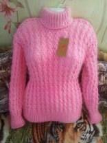 Пуховые свитера | фото 6 из 6