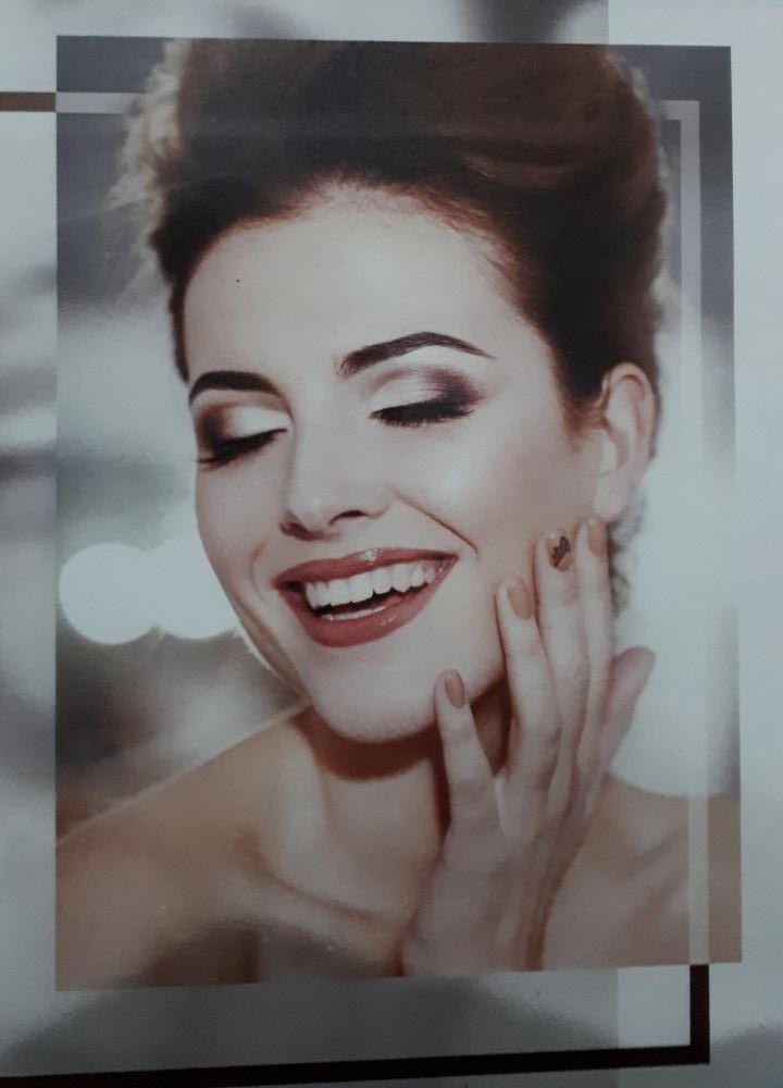 Выполняю макияж   фото 1 из 1