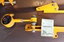 Растяжка стоек передней подвески ВАЗ-2114   фото 3 из 4