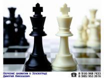 Обучение шахматам и шашкам в Зеленограде и области для всех желающих. | фото 4 из 4
