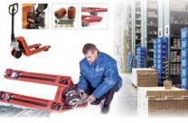 ремонт и замена гидроузла в тележках гидравлических, рохлях