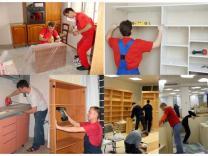 Ремонт шкафов-купе, кухонь, кроватей, замена фурнитуры. Сборка мебели