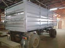 ремонт и производство кузовов зерновозов