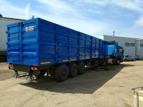 изготовление и ремонт кузовов зерновозов