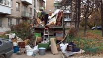 Очистка от мебели и хлама квартир, домов, гаражей, дач