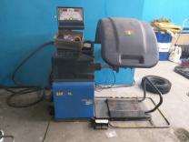 Комплект шиномонтажного оборудования.