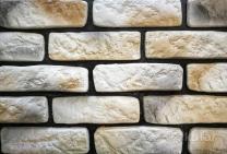 Декоративный камень(белый)