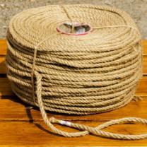 Сизалевая веревка (канат)