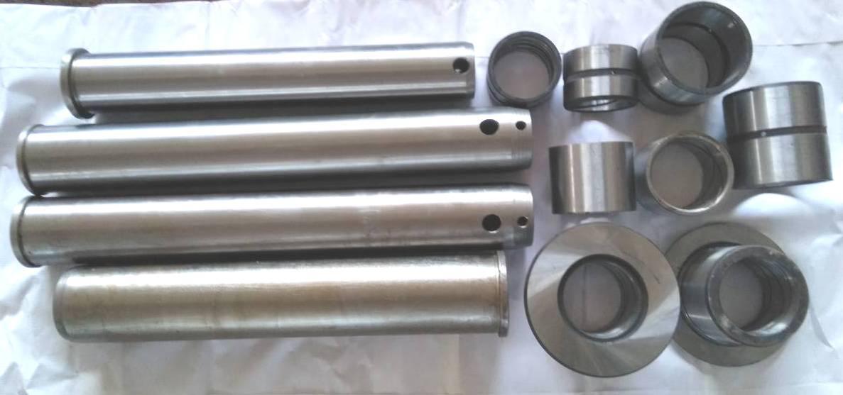 оси, пальцы, втулки для любого типа соединений и места применения для экскаваторной техники. | фото 1 из 1