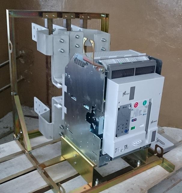 Выкл-тель Э06КА 630-1000А,Э16КА 630-1600А,Э25КА 1600-2500А Ретрофит. | фото 1 из 1