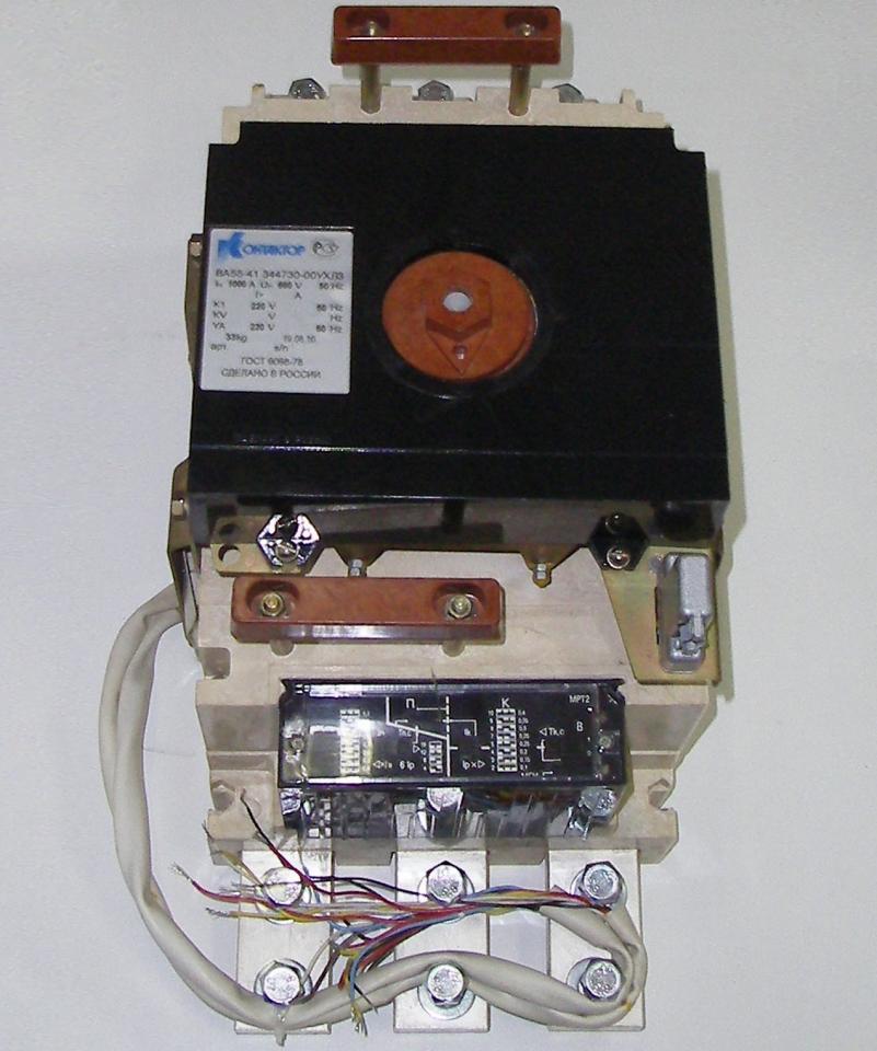 Выключатель автоматический ВА 5241,5341,5541,5641. | фото 1 из 1