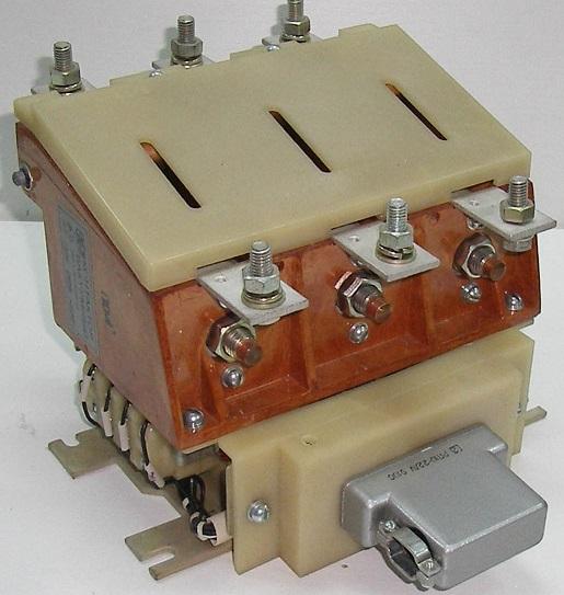 Контактор вакуумный КВТ,КВТ2,КВ. | фото 1 из 1