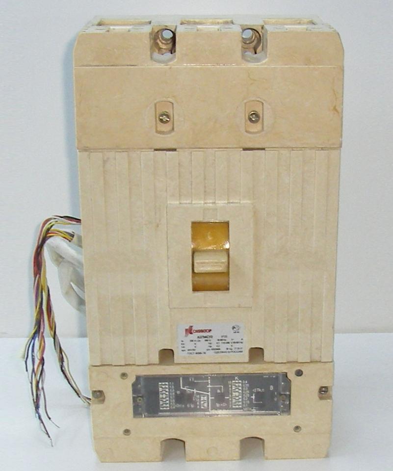 Автоматический выключатель А3792,3793,3794,3796. | фото 1 из 1