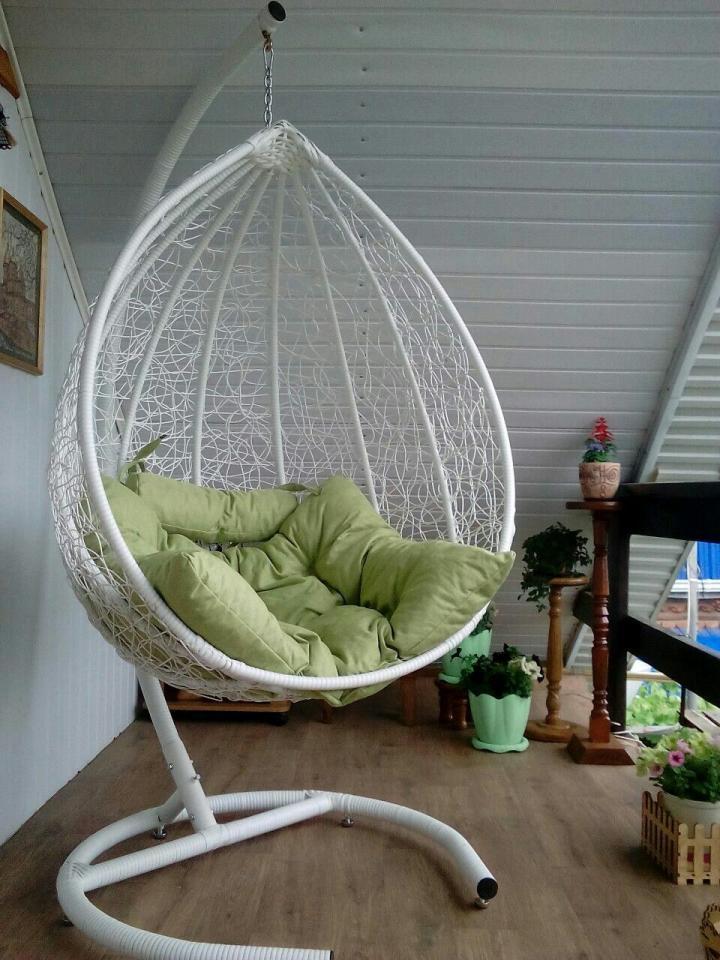 Подвесное кресло   фото 1 из 6