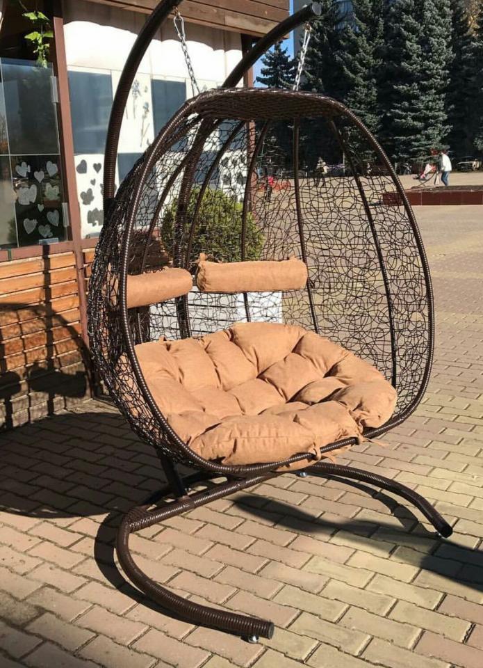 кресло подвесное двухместное | фото 1 из 6