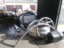 кресло подвесное двухместное | фото 6 из 6
