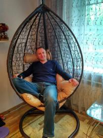 Подвесное кресло   фото 4 из 6