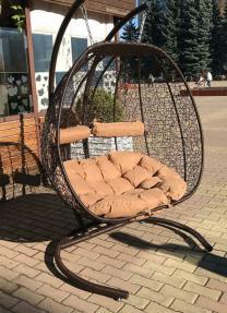 кресло подвесное двухместное