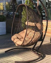 кресло подвесное двухместное | фото 2 из 6