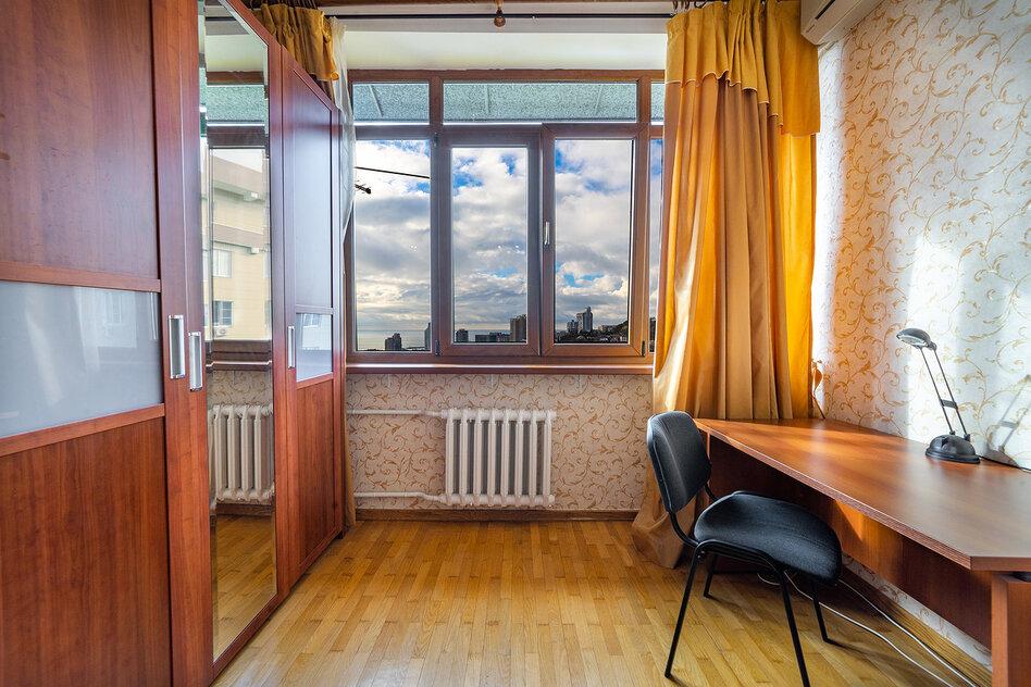 шикарный вид из окна! Однокомнатная квартира в подарок! | фото 1 из 6
