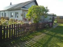 дом 40 м2 (земельный) участок 15 соток