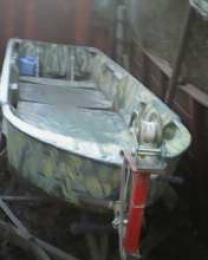 лодка с болотоходом | фото 4 из 4