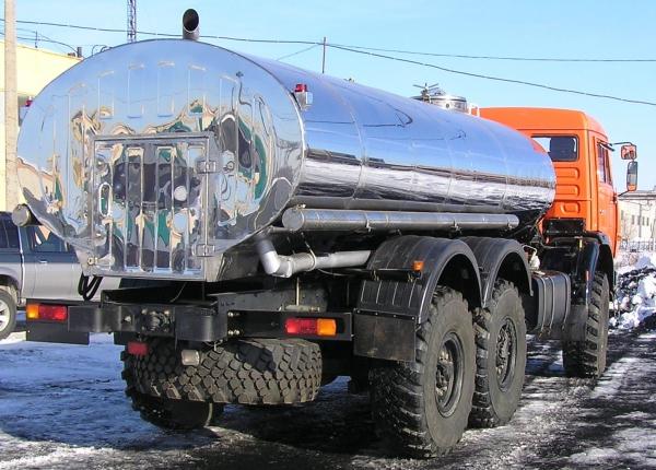 Доставка водопроводной воды.   фото 1 из 1