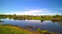 Участок 2 Га. на берегу реки Утроя с идеальным подъездом