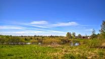 Участок 2 Га. на берегу реки Утроя с идеальным подъездом   фото 4 из 6