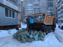 Вывоз строительного мусора, старой мебели, хлама на свалку