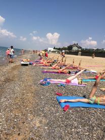 Приглашаем отдохнуть и полечиться на берегу моря Крым Саки | фото 5 из 6