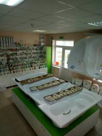 Смесители для кухни и ванной, душевые стойки, тропический душ и многое другое