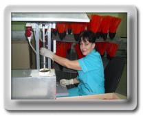 Станок автоматического производства метел пластиковых с колпаком