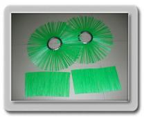 Станок спайки полипропиленового ворса дисковых щеток