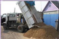 Песок любой, Пгс, Щебень, Отсев, Гравий с доставкой | фото 4 из 5