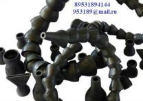 Полишарнирные модульные трубки из пластиковых сегментов для подачи СОЖ в рабочую зону станков