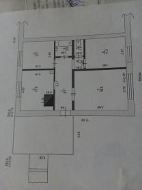 Благоустроенная квартира в двухквартирном капитальном доме на земле