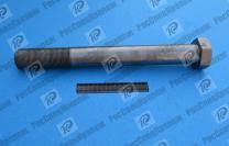 Болт, ГОСТ 7798-70 , сталь, ХН35ВТ  , жаропрочный,по чертежу   фото 2 из 5