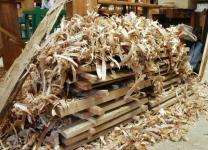 Утилизация древесных отходов в Москве и Московской области