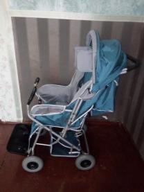 Кресло-коляска  для детей с ДЦП « Василиса»№ 3
