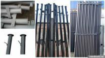 Столбы металлические для забора | фото 2 из 2