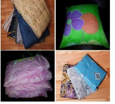 Матрацы, подушки, одеяла, постельное белье эконом | фото 1 из 6