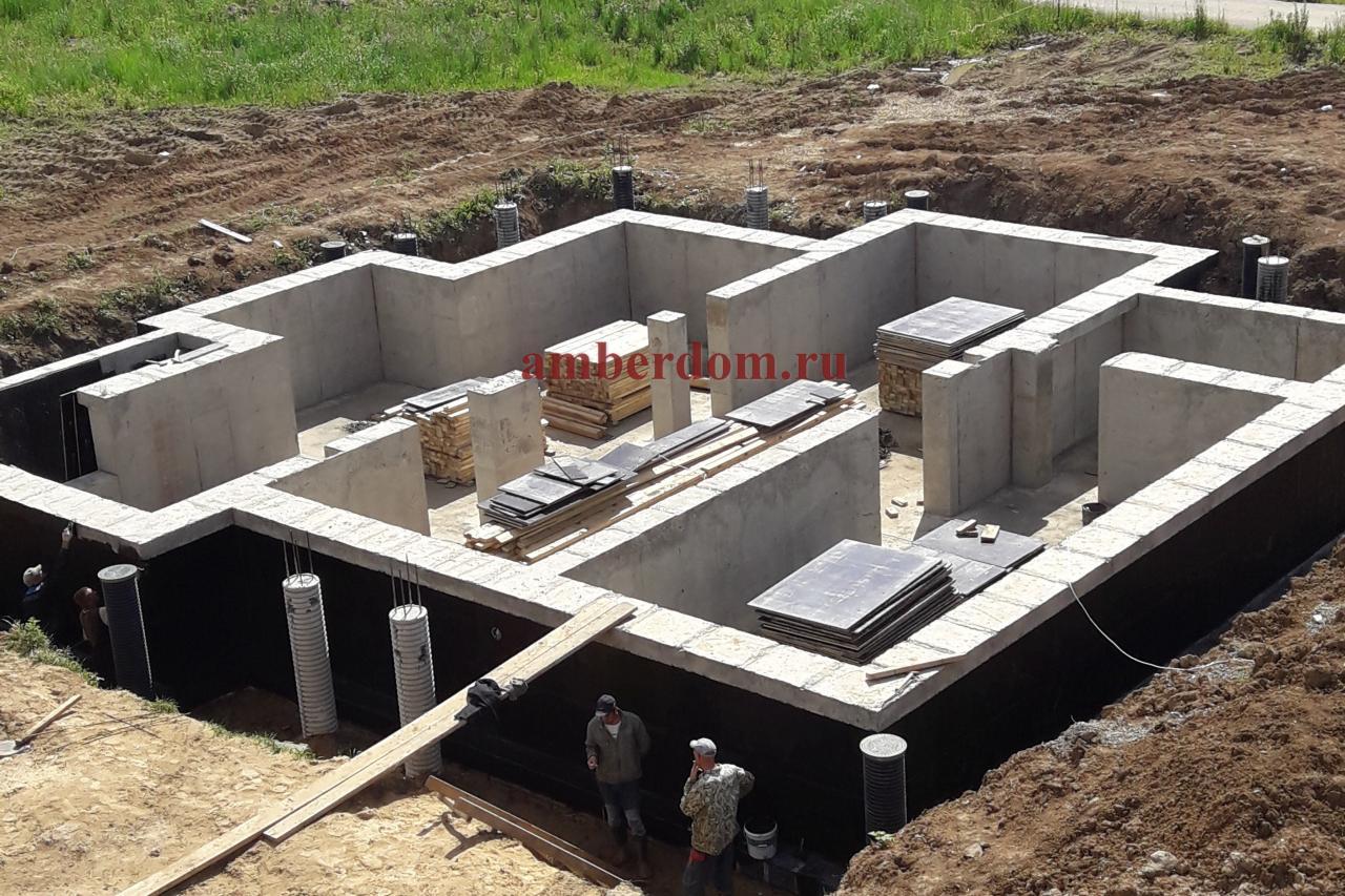 Строительство загородного дома | фото 1 из 3