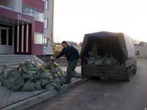 Вывоз строительного мусора, мебели, хлама на свалку в Смоленске